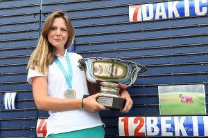 Candice_podium